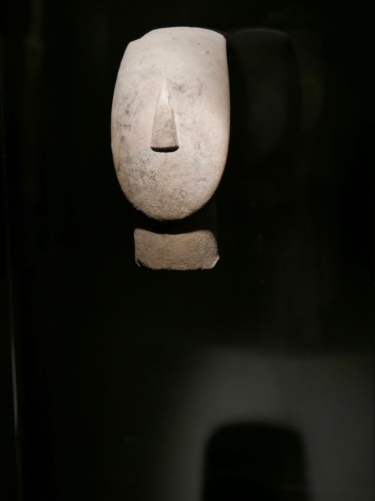 Idole cycladique